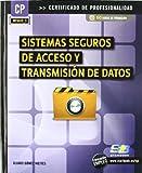 Sistemas seguros de acceso y transmisión de datos (MF0489_3) (Certific. Profesionalidad)