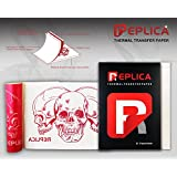 Replica RED Tattoo Stencil Outline Carbon Paper 20-Sheets