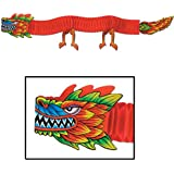 Oriental Tissue Dragon Medieval Dragon Birthday Party Decoration Accessories Favors & Tableware etc..
