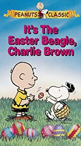 Peanuts Easter Beagle Charlie Brown Vhs from Paramount