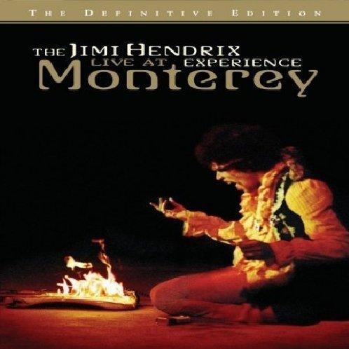 Jimi Hendrix Experience - Live At Monterey
