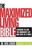 New Century Version - NCV - The Maximized Living Bible
