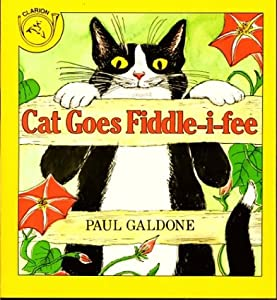Cover of &quot;Cat Goes Fiddle-i-fee&quot;