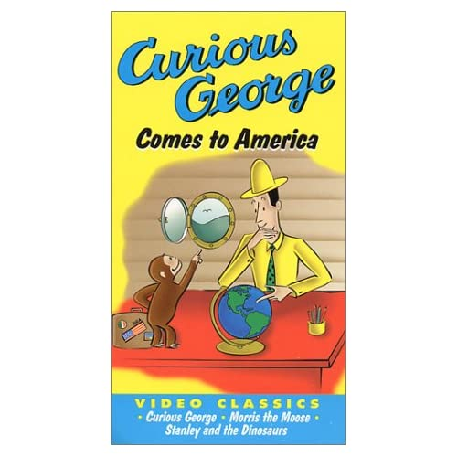 Amazon.com: Curious George Comes to America [VHS]