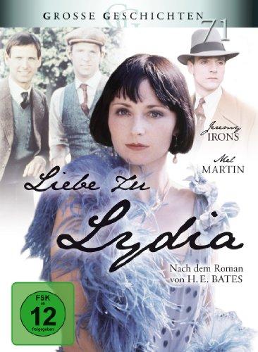Liebe zu Lydia (Große Geschichten 71) [4 DVDs]
