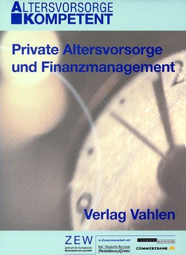 private-altersvorsorge-und-finanzmanagement-1-cd-rom-fur-windows-95-98-nt-40-hrsg-v-zentr-f-europ-wi