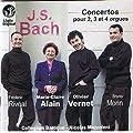Concertos pour 2, 3 & 4 claviers