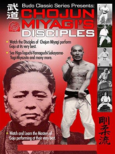 Chojun Miyagi Disciples