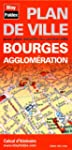 Plan de Bourges et de son agglom�ration