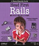 img - for Head first Rails : Atama to karada de oboeru Rails no kihon book / textbook / text book