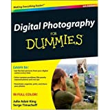 Digital Photography For Dummiesby Julie Adair King