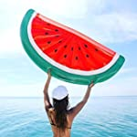 71 Inch Large Watermelon Pool Floats...
