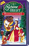 Beauty and the Beast: The Enchanted Christmas [VHS]