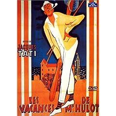Les Vacances de Mr Hulot - Jacques Tati