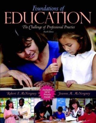 Foundations of Education & Mylabschool Pkg