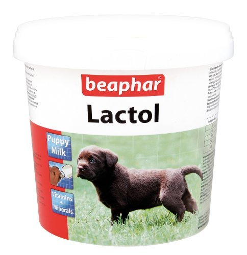 Beaphar Lactol Puppy Dog Cat Milk Fortified Vitamin Milk Powder 500G Whelping