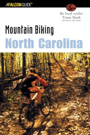 Mountain Biking North Carolina, 2nd, Timm Muth