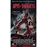 Army of Darkness [VHS]