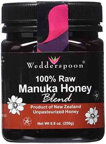 Manuka Honey Blend, 100% Raw 8.8 Ounces