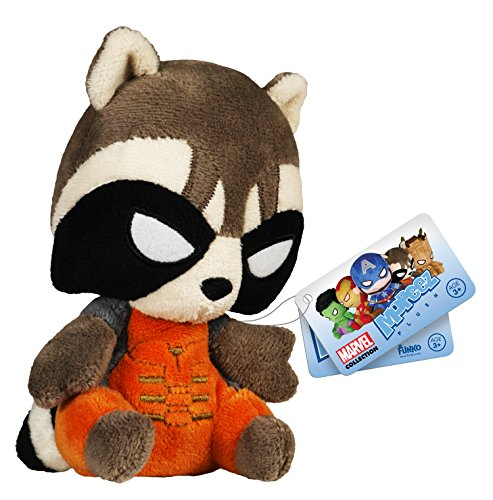Funko Mopeez: GOTG - Rocket Raccoon Action Figure - 1