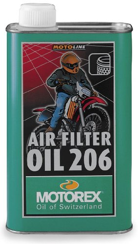 Motorex Foam Filter Oil 206 - 1L. 706-100