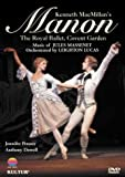 Massenet - Manon / Penney, Dowell, Wall, Royal Ballet, Covent Garden