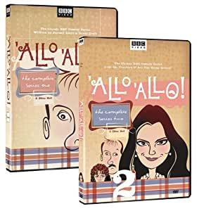 Allo Allo!: The Complete Series One/Two