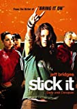 Stick It Poster Movie Swedish 11 x 17 In - 28cm x 44cm Jeff Bridges Missy Peregrym Vanessa Lengies Tarah Paige John Patrick Amedori
