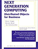 img - for Next Generation Computing: Distributed Objects for Business (SIGS Reference Library) book / textbook / text book