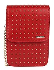 Lino Perros Women's Sling Bag (Red)
