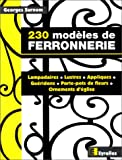 230 Modles de ferronnerie