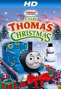 Thomas & Friends: A Very Thomas Christmas [HD]