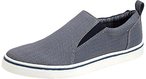 Vionic With Orthaheel Technology Mens Conner Slip-On Navy Size 12