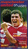 Manchester United - Video Magazine - Vol. 1 - No. 1 - 1993/94 [VHS]