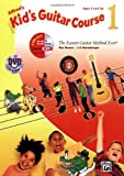 Kids Guitar Course 1 (Book, Enhanced CD & DVD) (Alfreds Kids Guitar Courses)