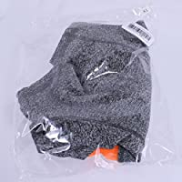 Phenovo Women Summer Short Pants Sport Fitness Running Gym Yoga Shorts Gray Orange S