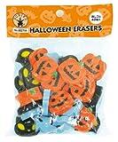 ハロウィンイレイサー 40個入り Halloween Erasers 40pcs -802704