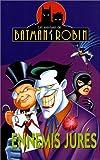 echange, troc Batman et Robin : ennemis jurés [VHS]