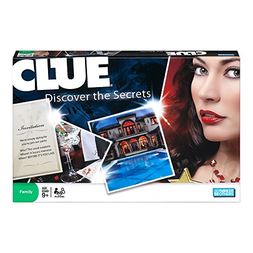Clue Game Gifts