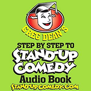 Step by Step to Stand-Up Comedy Audiobook