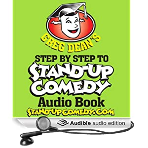 Step by Step to Stand-Up Comedy (Unabridged)