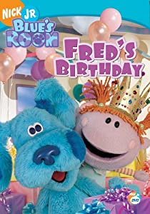 Blue's Clues - Blue's Room - Fred's Birthday