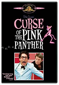 CURSE OF THE PINK PANTHER (DVD MOVIE)