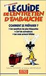 Le guide de l'entretien d'embauche par Duhamel