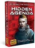 Resistance Hidden Agenda Card Game