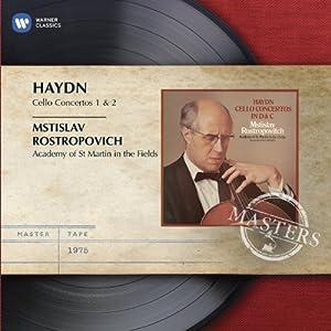 Haydn : Concertos pour violoncelle n° 1 et n° 2