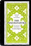 The Panchatantra - An Edition for the General Reader (Translated from the Sanskrit) (0527026778) by Franklin Edgerton