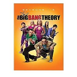 Big Bang Theory S1-5