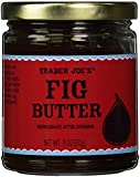 Pack of 2 Trader Joe's Fig Butter - 11oz., / 312g. - No Artificial Colors, Flavors or Preservatives.