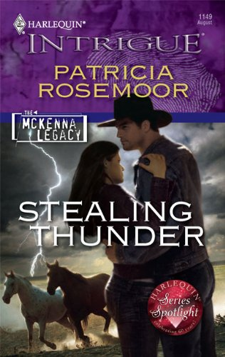 Image for Stealing Thunder (Harlequin Intrigue Series)